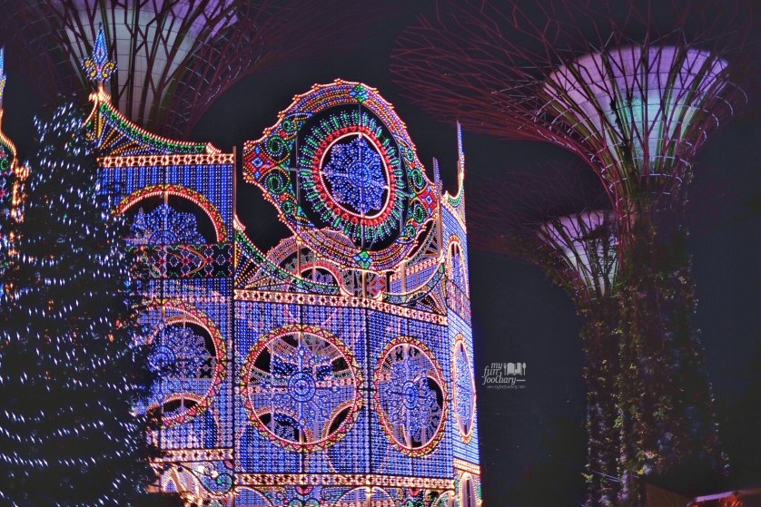 Luminarie Light Sculptures for Christmas Wonderland at Gardens By The Bay by Myfunfoodiary
