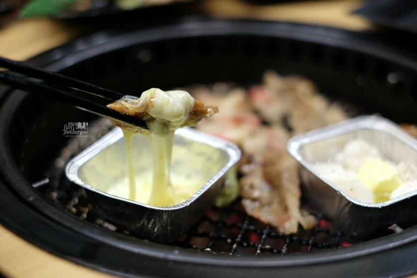 Chicken Cheese at Gyukaku Lippo Mall Puri by Myfunfoodiary