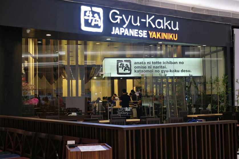 Gyukaku Restaurant Lippo Mall Puri by Myfunfoodiary