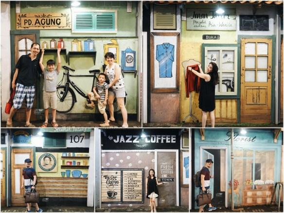 Mural Cantik di Sudirman Street Bandung by Myfunfoodiary