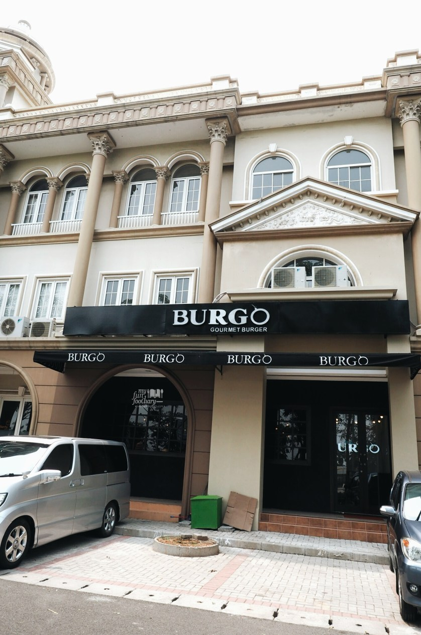 Tampak Depan Burgo Restaurant by Myfunfoodiary