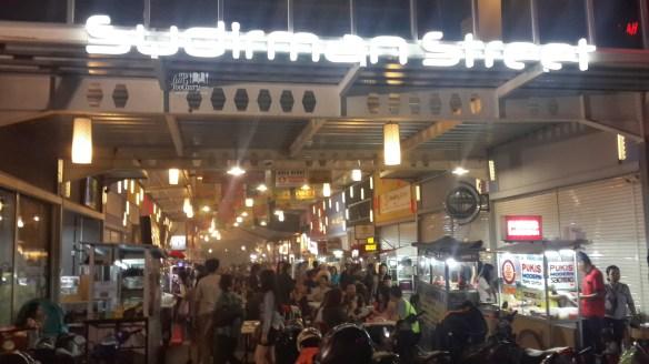 Tampak Depan Sudirman Street Bandung by Myfunfoodiary