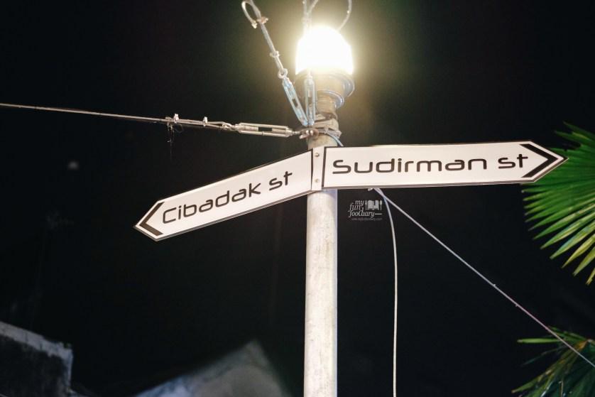 Tembusan Cibadak - Sudirman Street Bandung by Myfunfoodiary