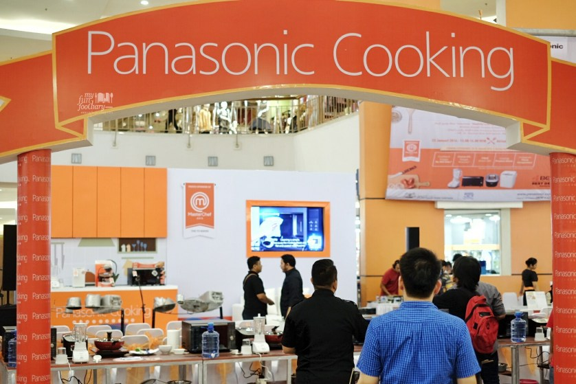 Top 10 Finalist Panasonic Cooking Competition at Atrium MKG5 Kelapa Gading by Myfunfoodiary