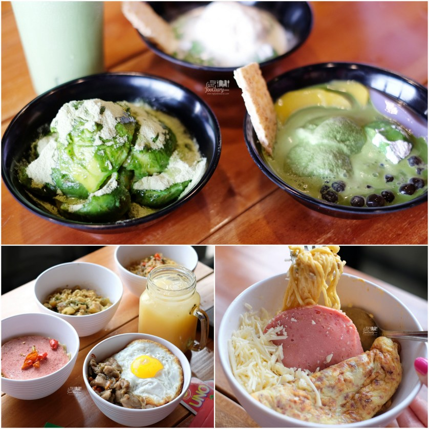 Dessert - Indomie - Drinks at Warunk Upnormal by Myfunfoodiary