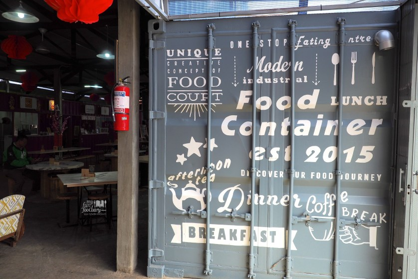 One Stop Eating Centre at Food Container by Myfunfoodiary