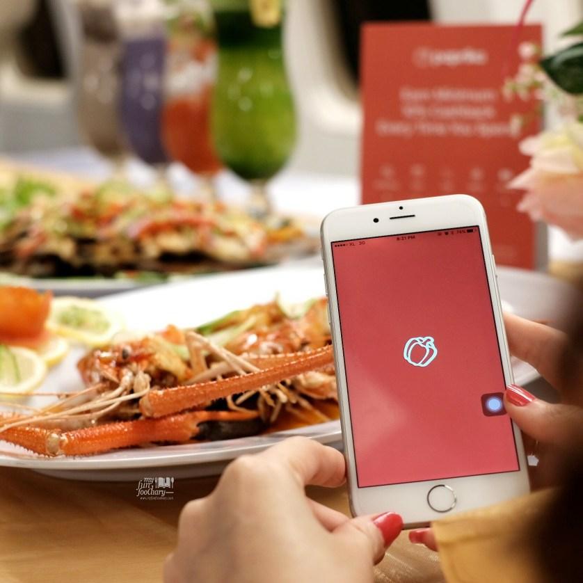 Apps Paprika Cash Back by Myfunfoodiary
