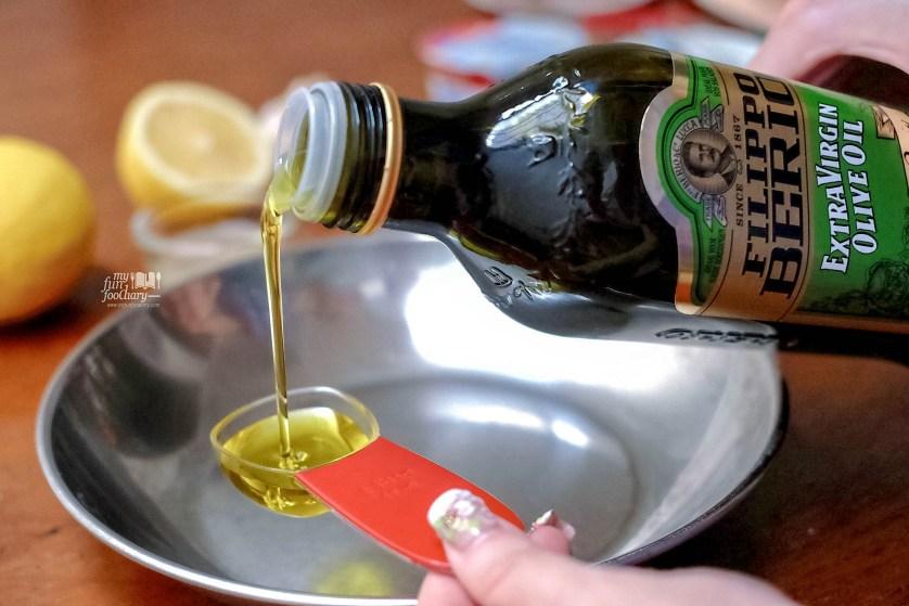 Filippo Berio Extra Virgin Olive Oil by Myfunfoodiary