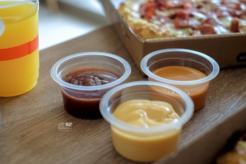 PHD Meat Lovers - 3 new base sauce by Myfunfoodiary