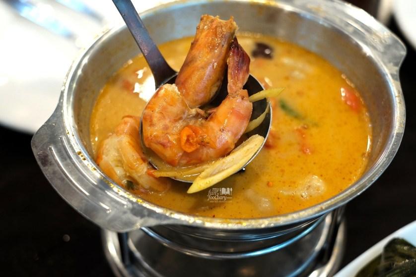 Shrimp Tom Yum at Thai Chada by Myfunfoodiary
