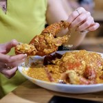 [NEW POST] Tasty & Spicy Messy over Chili Crab at Cabe Ijo Seafood