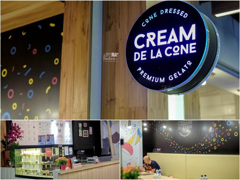 Cream De La Cone using LaKupon Deals by Myfunfoodiary