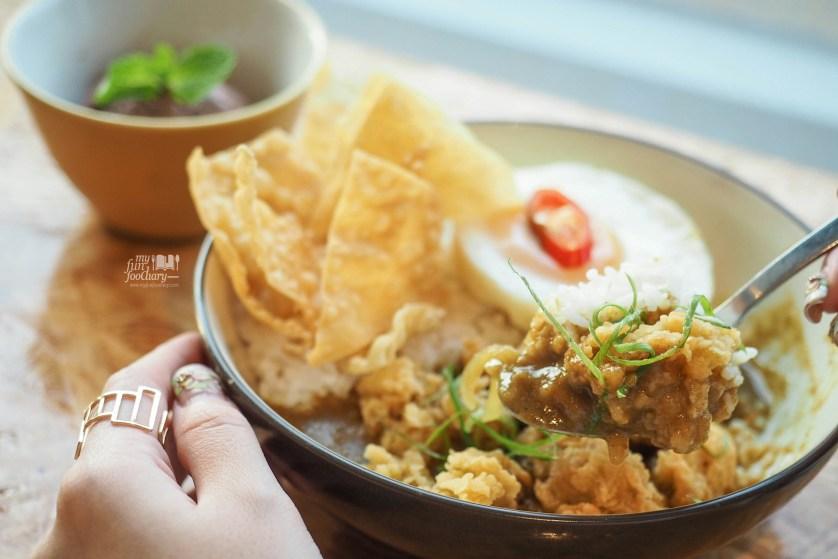 Karage Curry at Kamo Kuma using LaKupon Deals by Myfunfoodiary 01