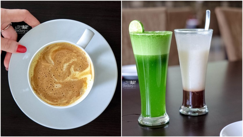 Kopi Jendral dan Healthy Juices at Puang Oca Restaurant by Myfunfoodiary