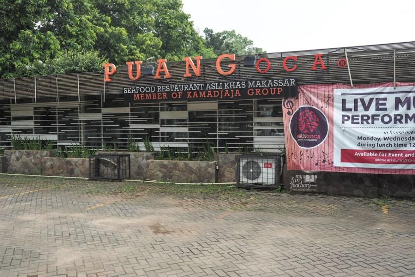 Tampak Depan Restoran Puang Oca Senayan by Myfunfoodiary r1
