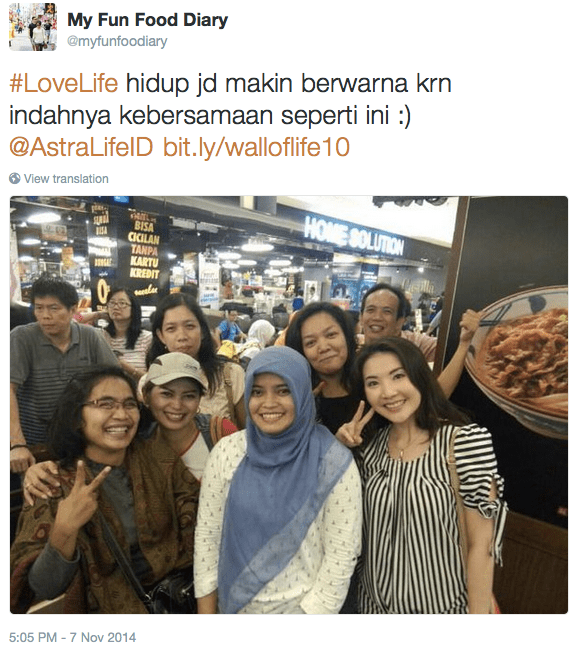 Astra Indonesia Love Life by Myfunfoodiary 02