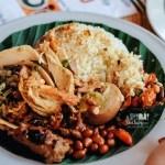 [BALI] Great Balinese Food Nasi Ayam Kedewatan Bu Mangku