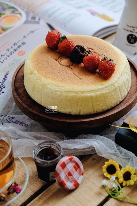 Fuwa Fuwa Cake