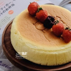 [NEW SPOT] FUWA FUWA Fluffy Japanese Cheesecake in PIK