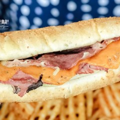 [NEW BRANCH] Crazy in Love with Quiznos Sub Sandwiches at Menteng