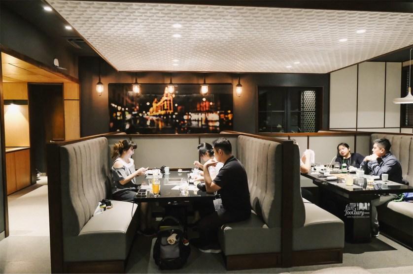 new spot] yawara jakarta - japanese mix korean dining