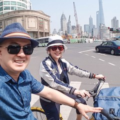 [SHANGHAI] Visa, Social Media Use & Rent Bicycles Tips