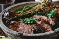 [NEW] Grilled Tomahawk at Rasa Restaurant, Ayana Midplaza