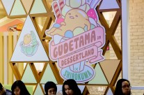 [NEW] GUDETAMA Cafe Dessertland in Shirokuma Dessert Cafe