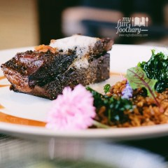 [NEW] Australian Beef Lamb Steak at Keraton The Plaza