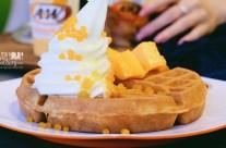 [NEW] Segarnya Mango Pop Magic dan Chubby Corn di Restoran A&W