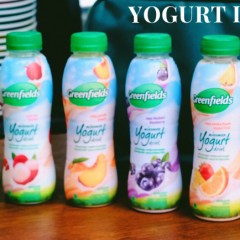 [NEW] Greenfields Yogurt Drink Untuk Jiwa Muda Aktif
