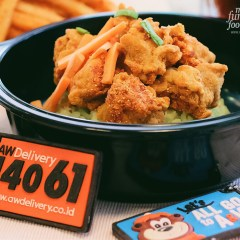 [NEW] A&W Restoran Nikmat Pedas Asam Zesty Chicken MixBowl