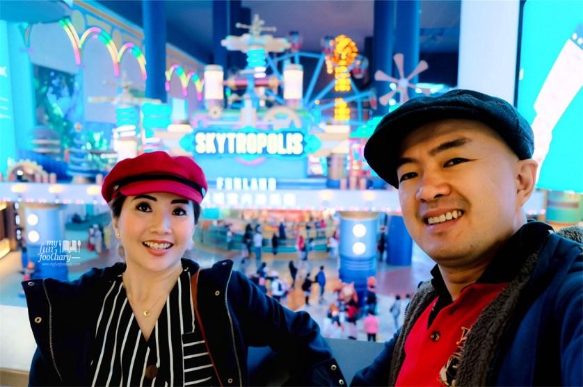 Skytropolis Funland Indoor Theme Park at Resorts World Genting Malaysia by Myfunfoodiary