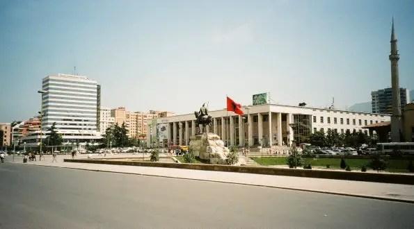 opera house tirana