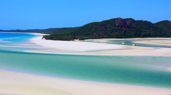 the whitsundays backpacking
