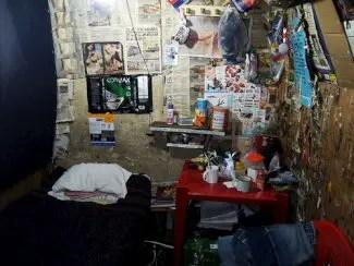 san pedro prison cell