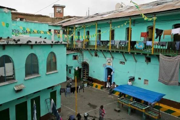 san pedro prison bolivia