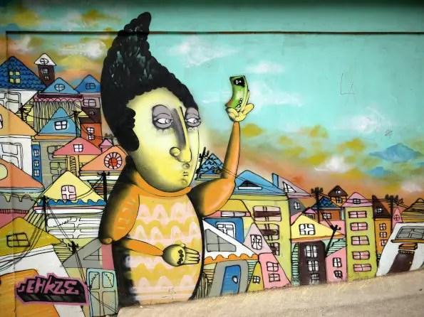 valpa street art