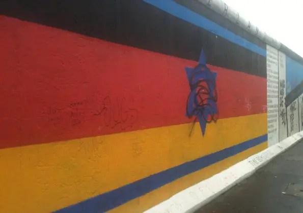 berlin wall 2014