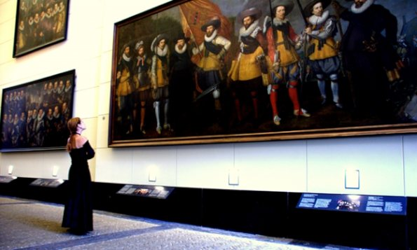 civic guards gallery amsterdam