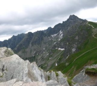 mountains near zakopane