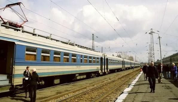 trans siberian rail