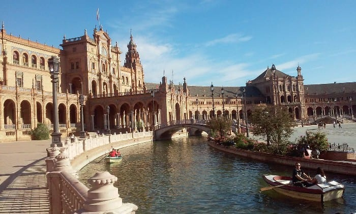 Spain travel itinerary