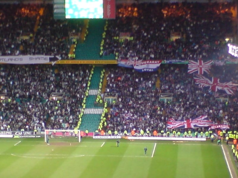 Visiting the Old Firm Derby