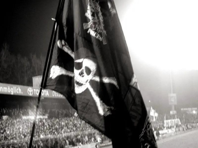St Pauli flag