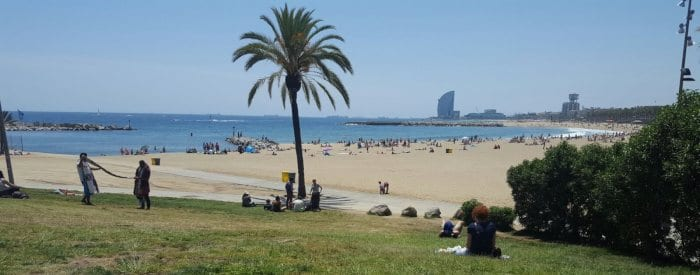 Best beaches in Barcelona