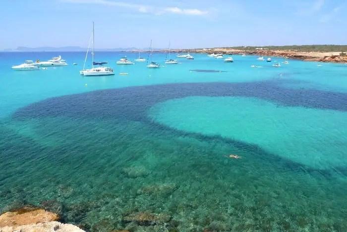 Visiting Formentera