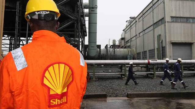 Shell student Industrial Training