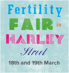 The first Fertility Fair in Harley Street, hosted by the London Women's Clinic