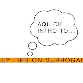 Video: Key tips on surrogacy